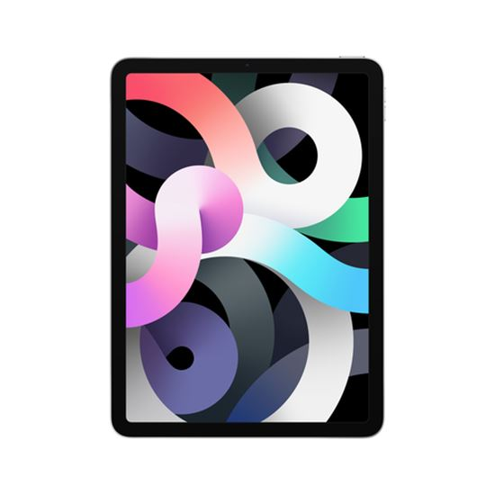 Immagine di APPLE 10.9-INCH IPAD AIR WIFI 64GB SILVER