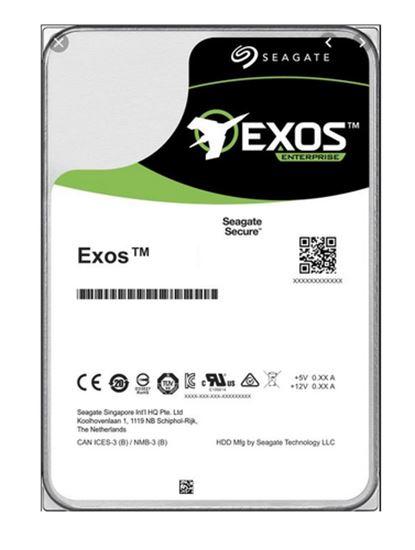 Immagine di SEAGATE HDD 16TB  EXOS X16 SATA 3,5 7,2K