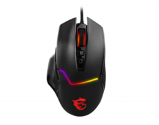Immagine di MSI MOUSE GAMING CLUTCH GM20 ELITE, 6400 DPI, RGB