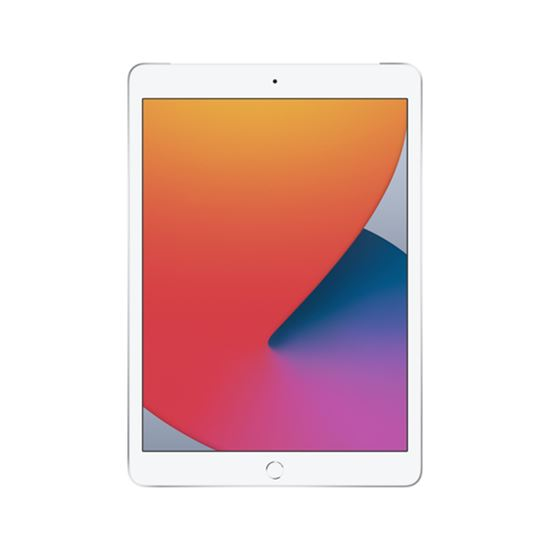 Immagine di APPLE IPAD 10.2 INCH WIFI+CELLULAR 32GB SILVER