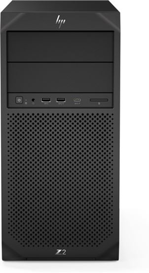 Immagine di HP PC WKS Z2 G4 T XEON QUAD-CORE E-2124G 32GB 512GB WIN 10 PRO