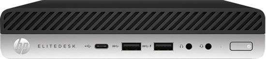 Immagine di HP PC ELITEDESK 800 G5 DM I5-9500 8GB 256GB SSD WIN 10 PRO