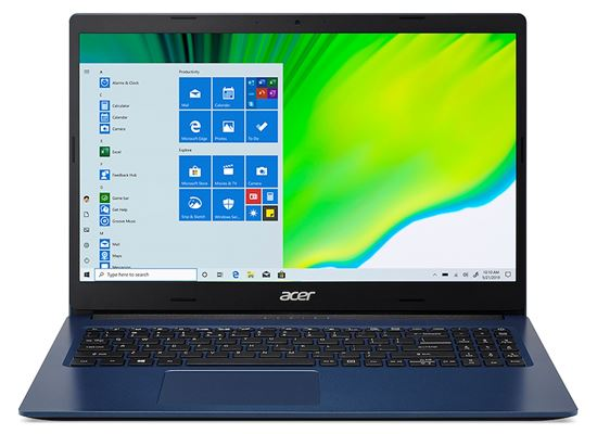 Immagine di ACER NB A315-57G-7960 I7-1065G7 16GB 512GB SSD 15,6 MX330 2GB WIN 10 HOME