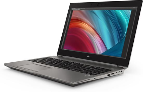 Immagine di HP NB ZBOOK 15 G6 MOBILE WKS T2000 I7-9750H 32GB 512GB SSD 15,6