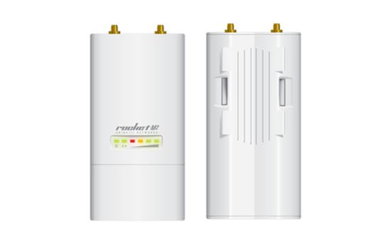 Immagine di UBIQUITI ACCESS POINT ROCKET M2 WLAN SUPPORTO POWER OVER ETHERNET (POE) 150 MBIT/S
