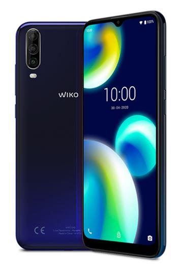 Immagine di WIKO SMARTPHONE VIEW 4 LITE 2GB 32GB ANDROID 10 DUAL SIM BLUE