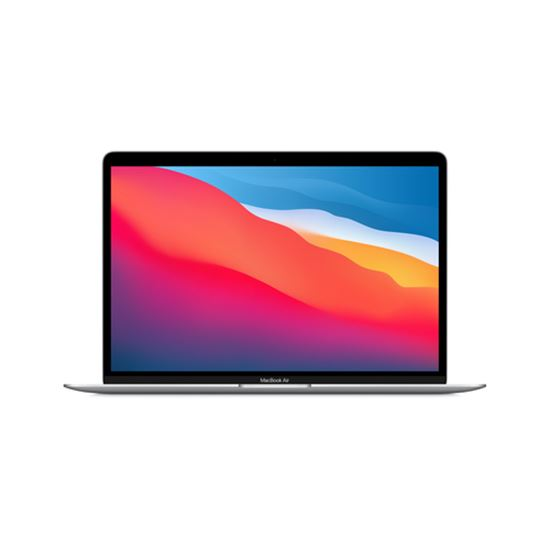 Immagine di APPLE NB MACBOOK AIR 13 M1 CHIP 8 CORE GPU 7 CORE 256GB SSD 13 SILVER