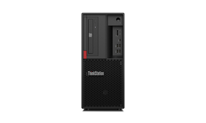 Immagine di LENOVO PC WKS THINKSTATION P330 I5-9500 8GB 256GB SSD DVD-RW WIN 10 PRO