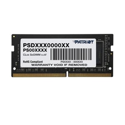 Immagine di PATRIOT RAM SO-DIMM 4GB DDR4 2666MHZ