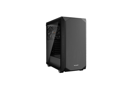 Immagine di BE QUIET! CASE ATX PURE BASE 500 WINDOW BLACK, 2XUSB 3.2, 7 SLOT ESPANSIONE, 2X3.5/5X2.5 DRIVE B