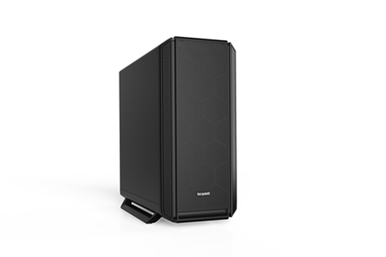 Immagine di BE QUIET! CASE ATX SILENT BASE 802 BLACK, 2.5/3.5 HDD DRIVE, I/O AUDIO, 9 SLOT ESPANSIONE, 2X140MM F