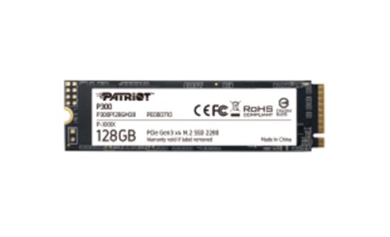 Immagine di PATRIOT SSD P300 128GB M2 2280 PCIE GEN3, 1600MBS/600MBS R/W
