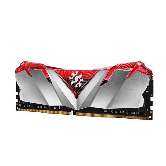 Immagine di ADATA RAM GAMING XPG SPECTRIX D30 DIMM DDR4 3000MHZ CL16 8GB RED