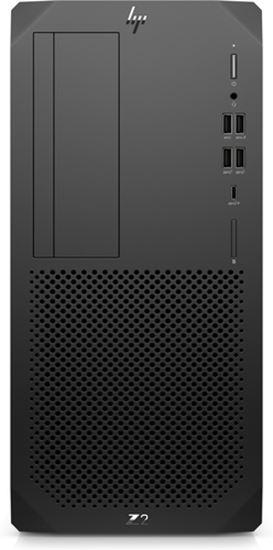 Immagine di HP PC WKS TOWER Z2 G5 I9-10900 16GB 512GB WIN 10 PRO