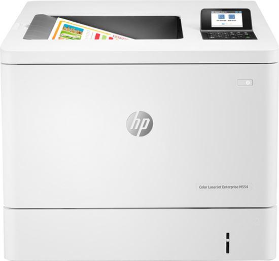 Immagine di HP STAMPANTE LASER JET ENT. M554DN COLORE A4 33PPM FRONTE/RETRO AUTOMATICO, USB/LAN
