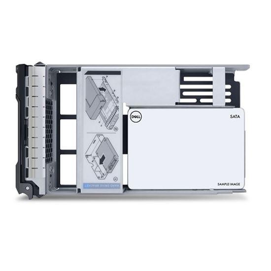 """Immagine di DELL SSD SERVER 480GB SATA 2,5"""" 6GBP/S SFF MIXED USE (3,5"""" DRIVE CARRIER)"""