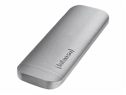 Immagine di INTENSO SSD ESTERNO PORTABLE 500GB 1,8 USB 3.1 TYPE C BUSINESS EDITION R/W 320MBPS