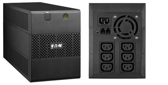 Immagine di EATON UPS 5E 2000I USB 2000VA, DESKTOP/TOWER, INGRESSO 240V, USCITA 6xIEC C13