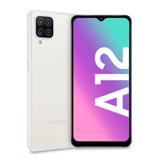 Immagine di SAMSUNG GALAXY A12 (128 GB) WHITE
