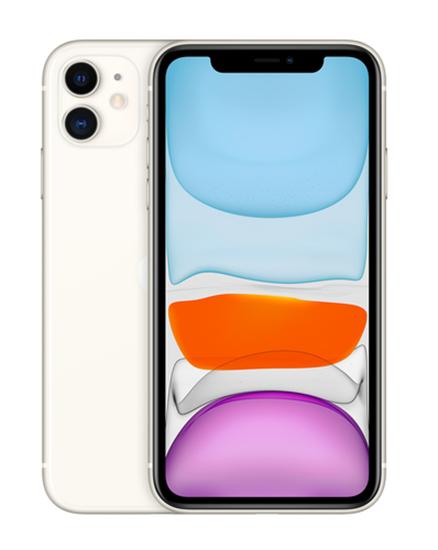 Immagine di APPLE IPHONE 11 128GB WHITE 2020