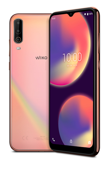 Immagine di WIKO SMARTPHONE VIEW 4 ANDROID 10 3GB+64GB DUAL SIM BLUE