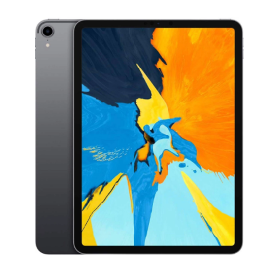 Immagine di APPLE IPAD PRO 11 INCH WIFI 256GB SPACE GREY  SCATOLA APERTA