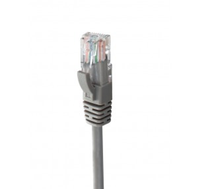 Immagine di MACHPOWER PATCH CORD UTP CAT6 0,5M CCA,2*RJ45,GRIGIO