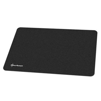 Immagine di SHARKOON MOUSEPAD TAPPETINO GAMING 1337 MAT BLACK L, LUNGHEZZA 35,5CM