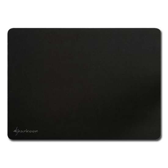 Immagine di SHARKOON MOUSEPAD TAPPETINO GAMING 1337 MAT BLACK L, LUNGHEZZA 44,4CM
