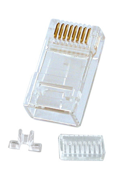 Immagine di LINDY CONNETTORI RJ-45 UTP CAT.6