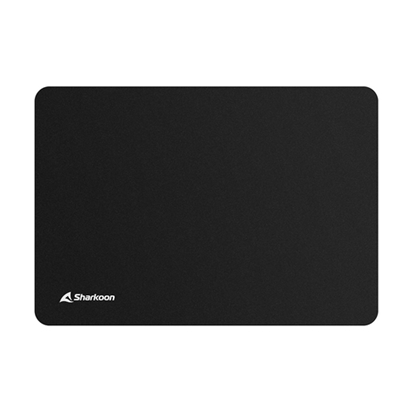 Immagine di SHARKOON MOUSEPAD TAPPETINO GAMING 1337 MAT BLACK V2 M, LUNGHEZZA 28CM