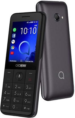 Immagine di ALCATEL TELEFONO 3088 LTE DUAL SIM 2.4 METALLIC GREY