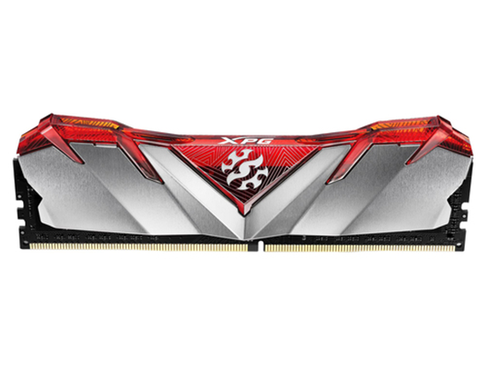 Immagine di ADATA RAM GAMING XPG GAMMIX D30 DDR4 3000MHZ CL16-20-20 8GB RED