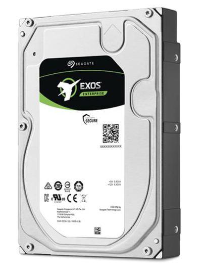 Immagine di SEAGATE HDD EXOS 16TB SATA 3,5 7,2K CACHE 256MB