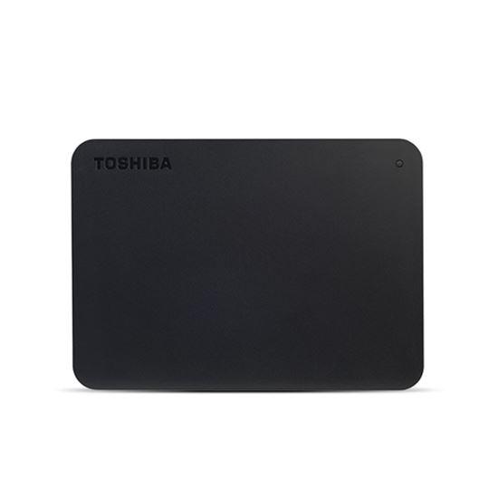 Immagine di TOSHIBA HDD EXT CANVIO BASICS 4TB 2,5 USB3.1 BLACK