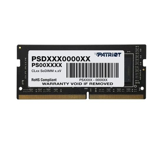 Immagine di PATRIOT RAM SO-DIMM 4GB DDR4 2666MHZ
