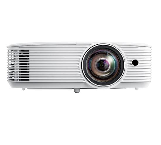 Immagine di OPTOMA VIDEOPROIETTORE EH412ST OTTICA CORTA, 4000 LUMEN 22000:1, FHD, VGA/HDMI, 10W SPEAKER