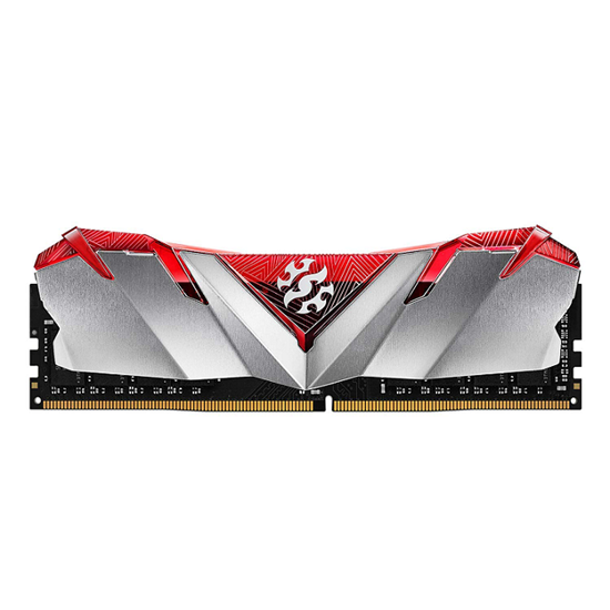Immagine di ADATA RAM GAMING XPG GAMMIX D30 8GB (1X8GB) 3200MHZ DDR4 CL16 RED
