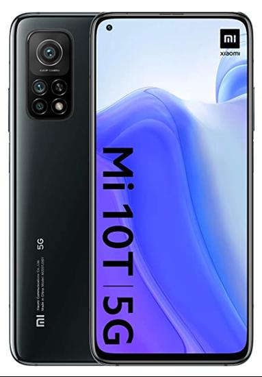 Immagine di XIAOMI MI 10T 128GB 6GB 5G DUAL SIM BLACK ITALY