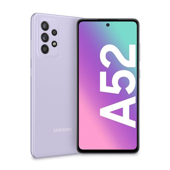 Immagine di SAMSUNG GALAXY A52 LTE AWESOME VIOLET