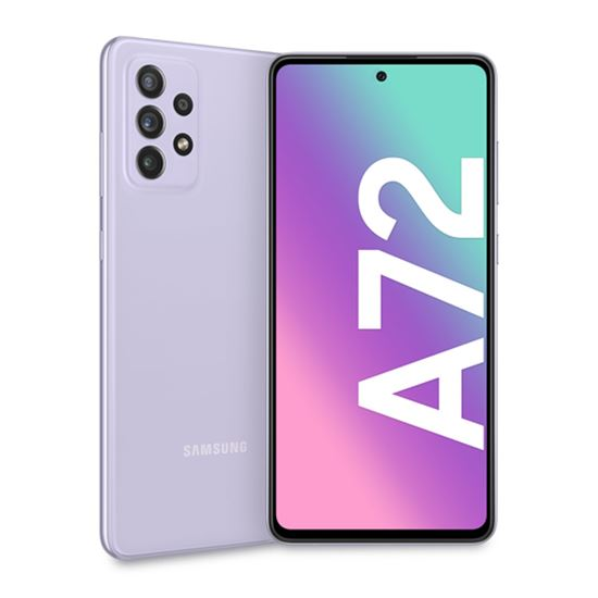 Immagine di SAMSUNG GALAXY A72 AWESOME VIOLET