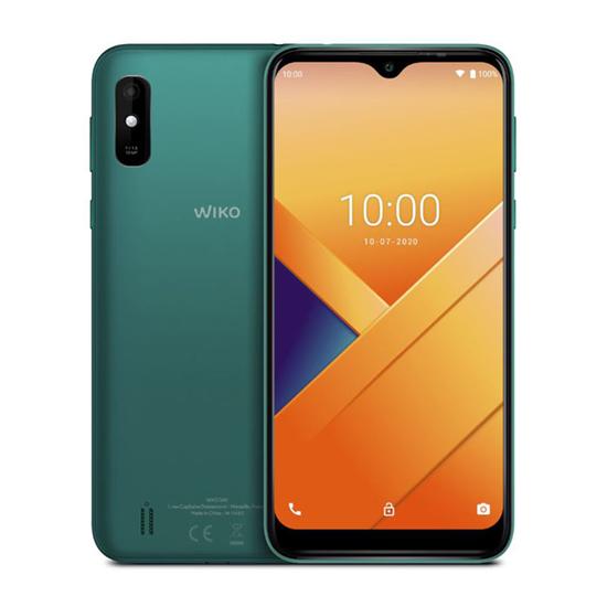 Immagine di WIKO SMARTPHONE Y81 4G ANDROID 10 2GB 32GB DUAL SIM GREEN