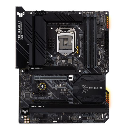 Immagine di ASUS MB TUF GAMING Z590-PLUS, Z590, LGA 1200, 4DDR4