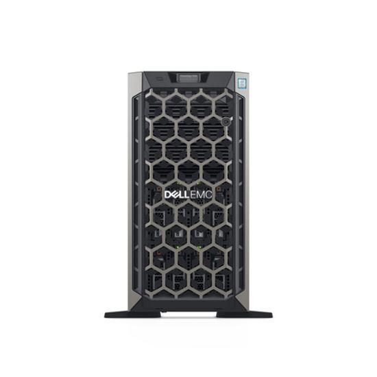 Immagine di DELL SERVER TOWER POWEREDGE T440 XEON SILVER 4208 8 CORE 2.1GHz 16GB DDR4 480GB SSD