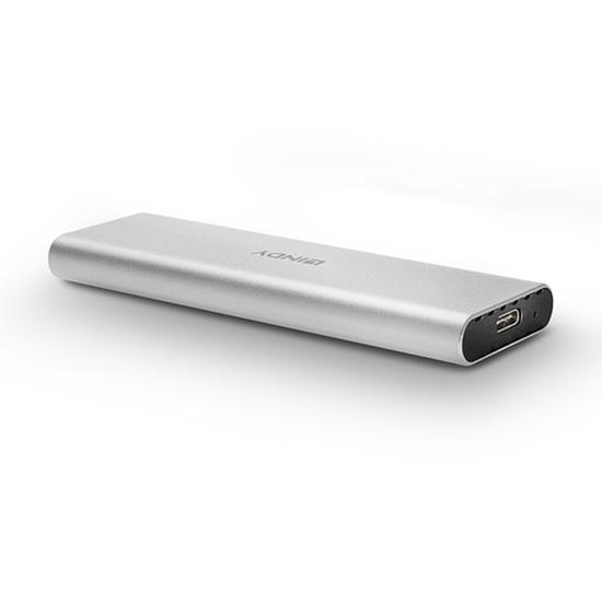 Immagine di LINDY BOX ESTERNO USB 3.1 PER SSD NVME M.2