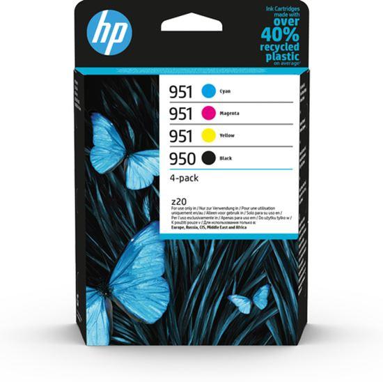 Immagine di HP CART INK MULTICOLOR 950/951 (NERO/CIANO/MAGENTA/GIALLO)