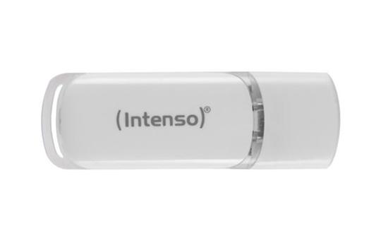 Immagine di INTENSO PEN DISK 64GB USB 3.1 TYPE C FLASH LINE GREY