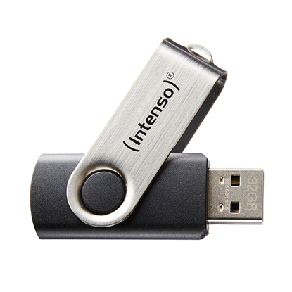 Immagine di INTENSO PEN DISK 16GB USB 2.0 BASIC LINE BLACK