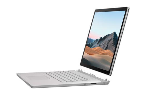 "Immagine di MICROSOFT NB SURFACE BOOK 3 I7-1065G7 16GB 256GB SSD 15"" TOUCH NVIDIA GTX1660 Ti MAX-Q DESIGN 6GB PL"
