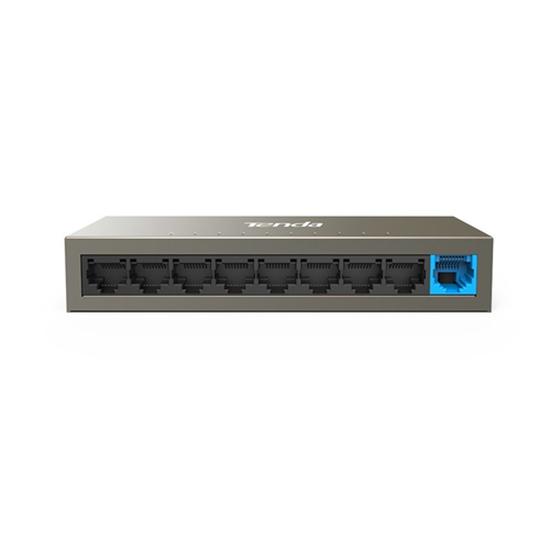 Immagine di TENDA SWITCH 9 PORTE LAN 10/100, IEEE 802.3/U/X, SWITCHING 1.8GBPS, PROTEZIONE FULMINI 6KV